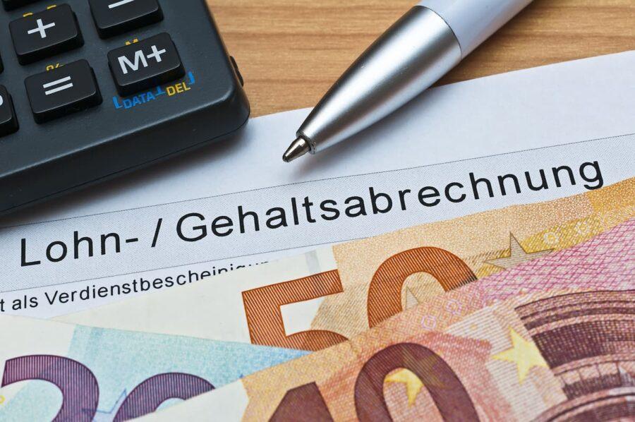 Lohn- und Gehaltsabrechnung © Stockfotos-MG, stock.adobe.com